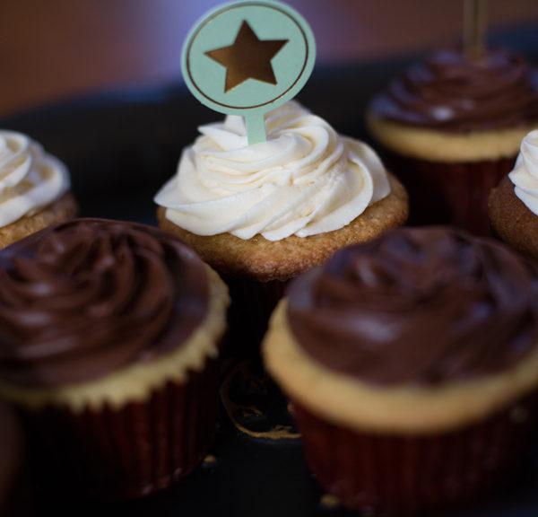 choc-vanilla-cupcakes